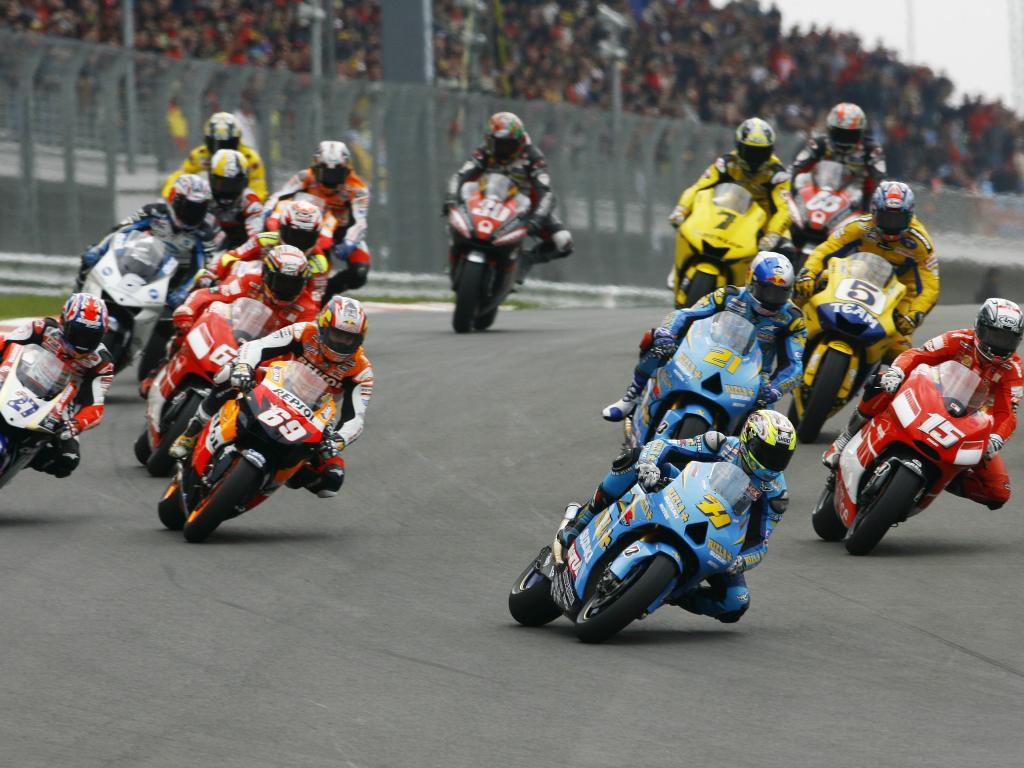 The Real Trick Internet  MotoGP maniac  This is the moment youve