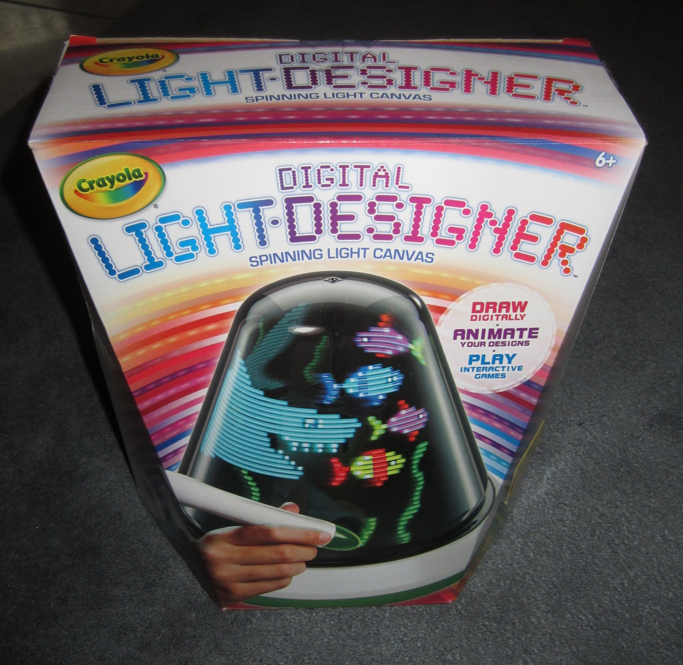 Compare 71 Crayola Light Products In Crafts At SHOP.COM,. Easy To Use  Crayola Digital Light Designer Turns Any Child Into A Budding Picasso.