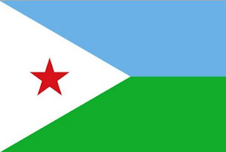 Flag Of Djiboti - ar310 blogspot com
