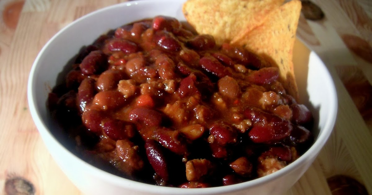Miss Baksel/Eekma: The Ultimate Chili Con Carne