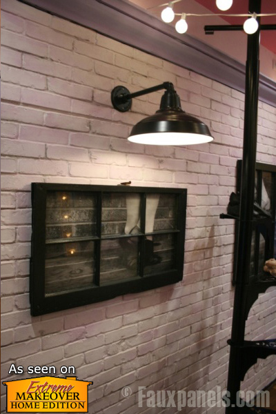 Brick Effect Wall Panels8