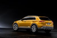 Volkswagen CrossBlue Coupe Seen On www.coolpicturegallery.us