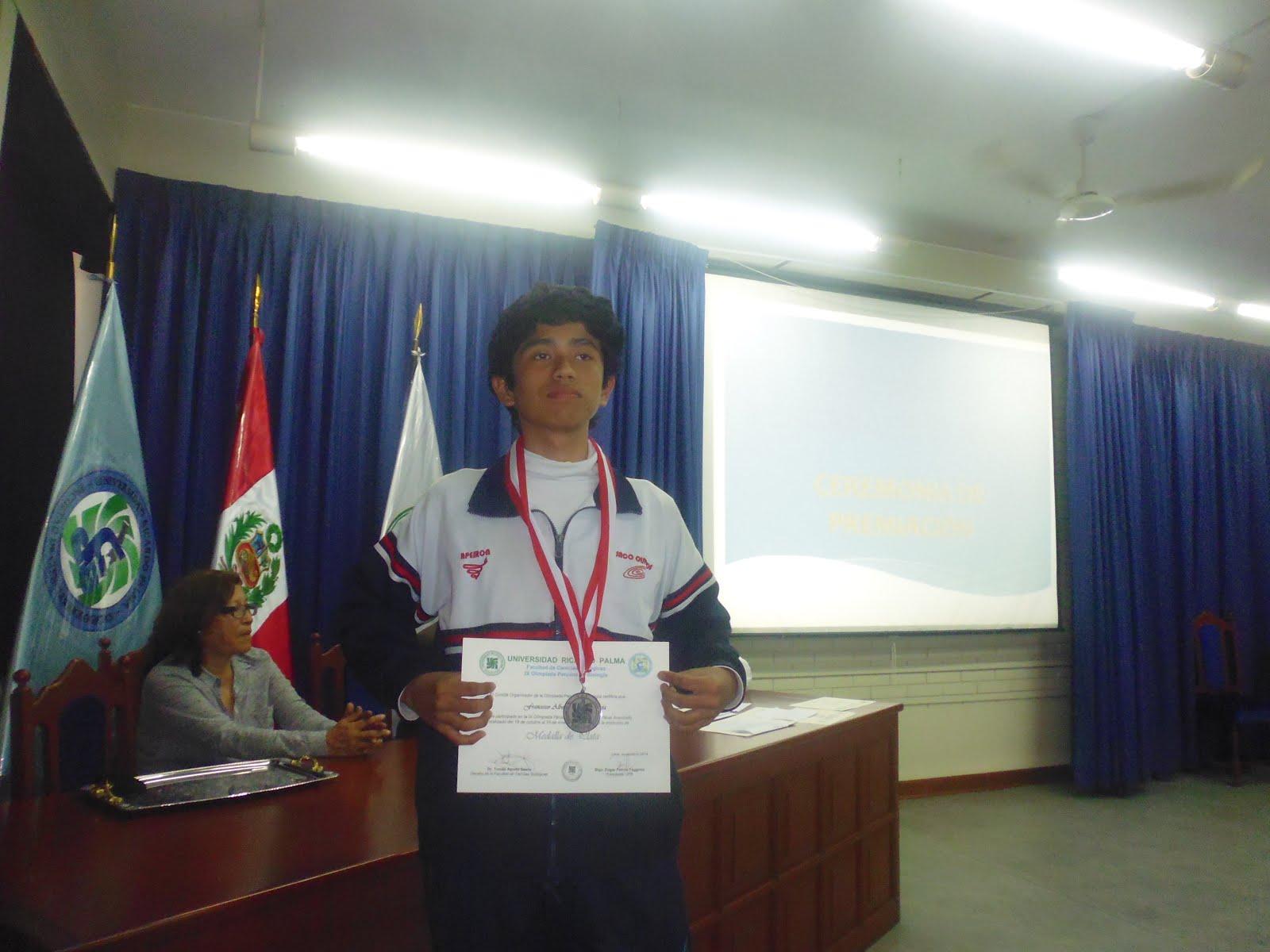BISUBCAMPEON NACIONAL DE LA IX O.P.B. 2015