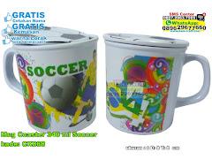 Mug Coaster 340 Ml Soccer