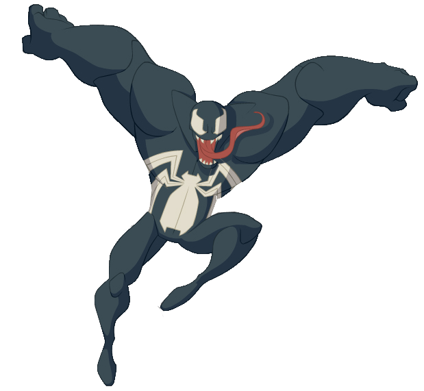 The spectacular spider man venom - photo#23