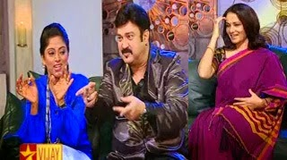 Koffee with DD – Amala, Nadhiya and Suresh | Promo 1,2,3,4,5 Vijay Tv 07th December 2014