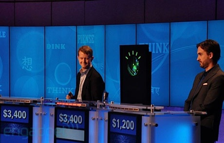 'Jeopardy!' Contestants Ken Jennings and Brad Rutter Face Off Against Watson, the Super Computer from IBM