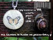 ZŁAPANE :) KTOŚ już ma u mnie wisiorek z motylem :)