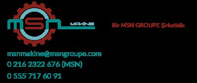 MSN MAKİNE | Cephe Platformları | Personel Yük Asansörleri
