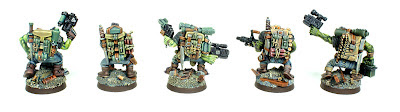 Converted Ork Kommandos