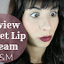 Review | Velvet Lip Cream H&M