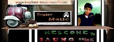 SCUTER MATIC TEMPLATE TIMELINE FACEBOOK PSD