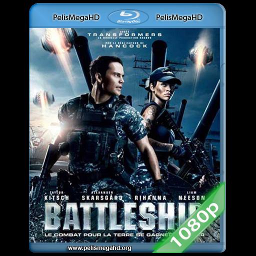 BATTLESHIP (2012) 1080P HD MKV ESPAÑOL LATINO