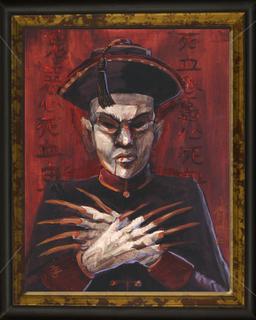 Vampiros. Chiang+Shih