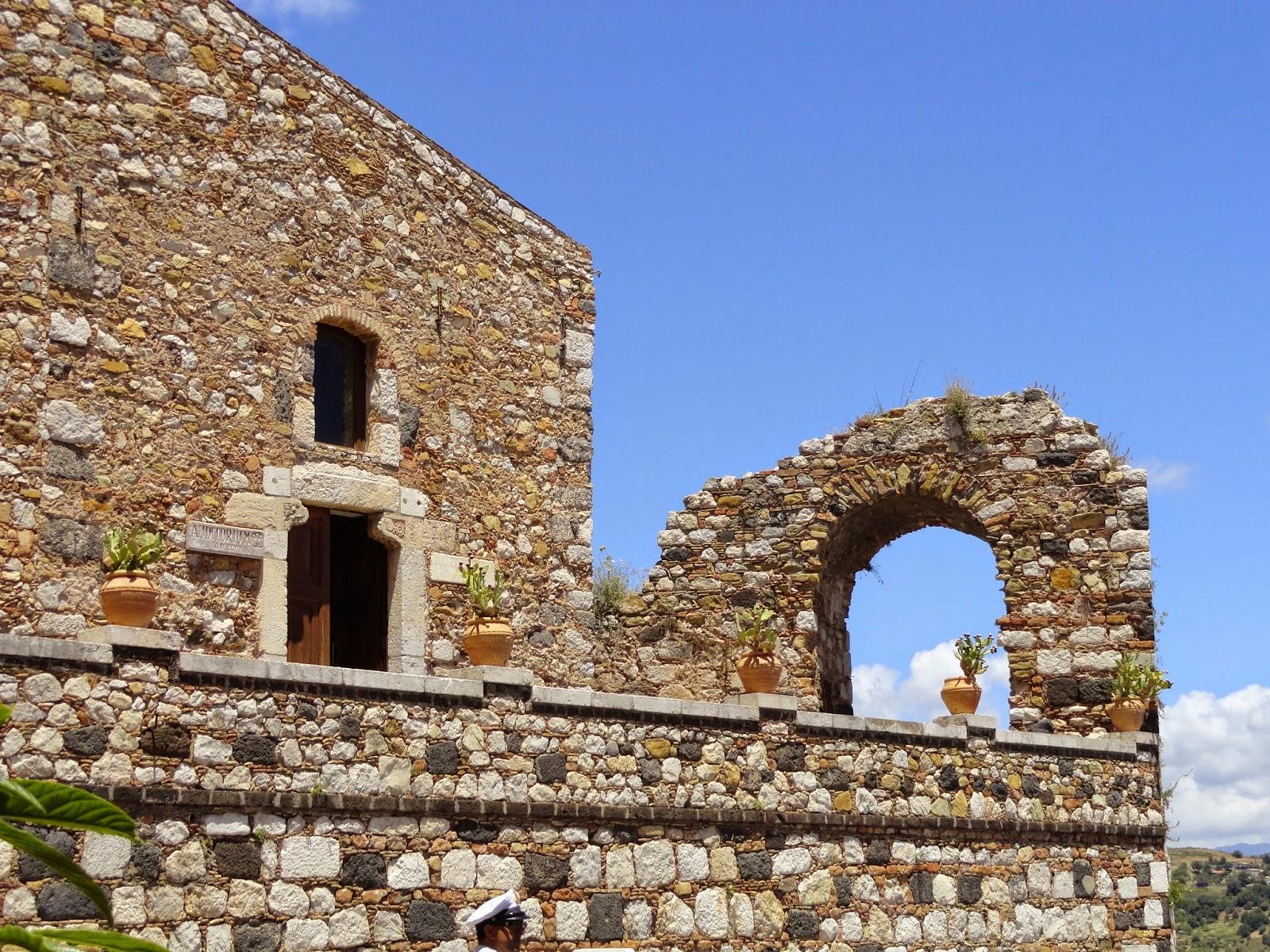 Castelmola-Sicily