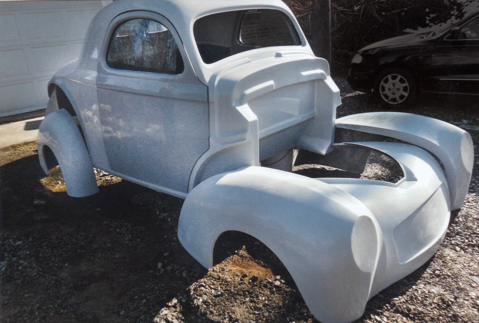41 Willys Coupe Steel Body.html | Autos Weblog