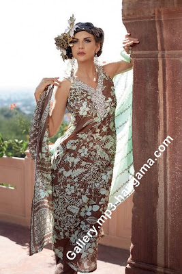 Sleeveless Eid Collection 2011 Gul Ahmed ~ Mp3 Fashion Magzine Gallery