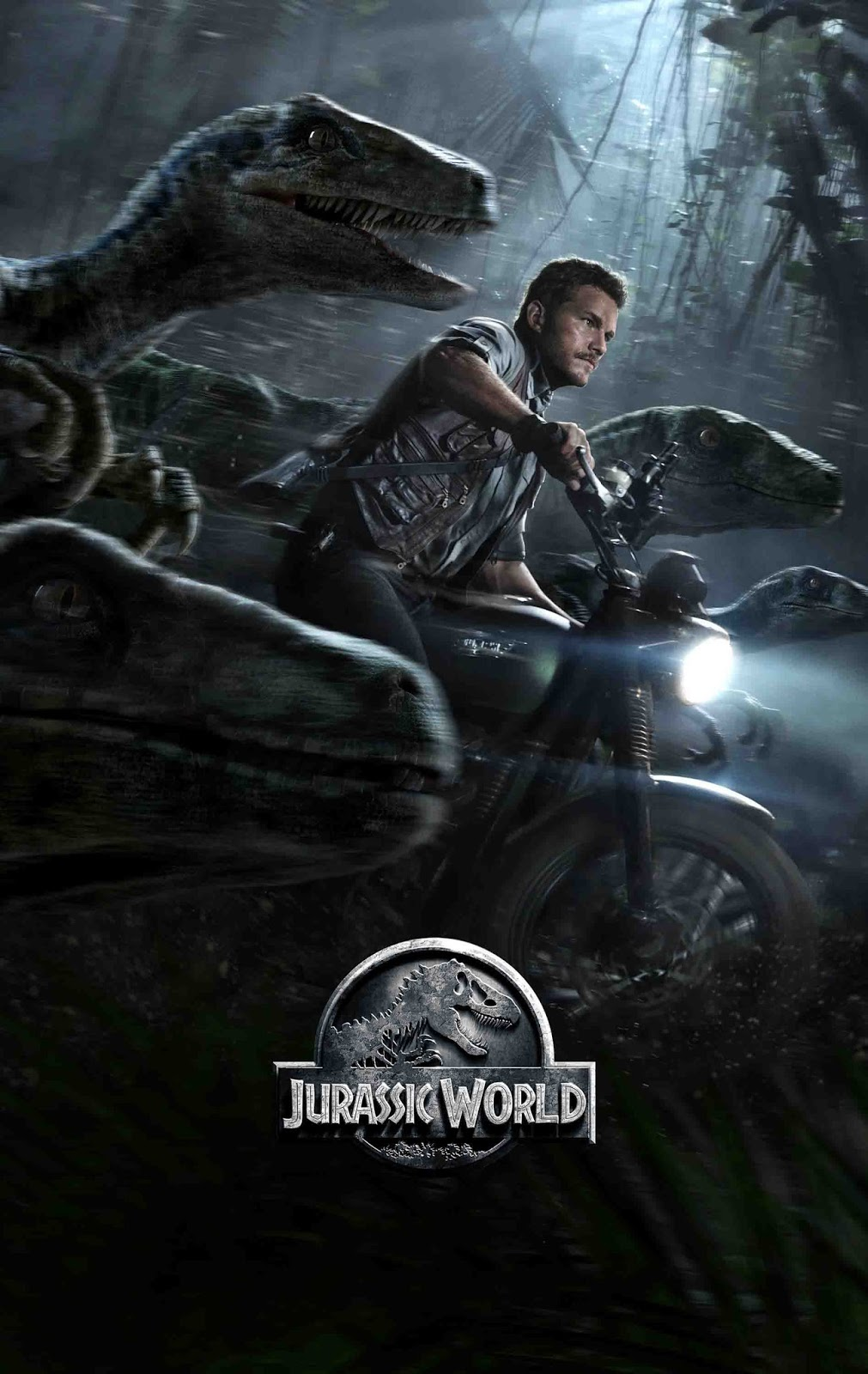 Jurassic World: O Mundo dos Dinossauros Torrent - WEB-DL 1080p Legendado (2015)