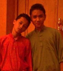 iqbal & nabiel :D