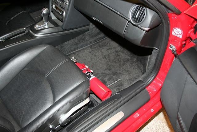 binh cuu hoa dat dung - Bình cứu hỏa cho xe Ô tô: Mua loại nào, Cách lắp đặt trên xe ?
