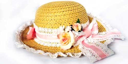 sombrero bonito campo
