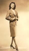 NYC 1945 Patsy Davis
