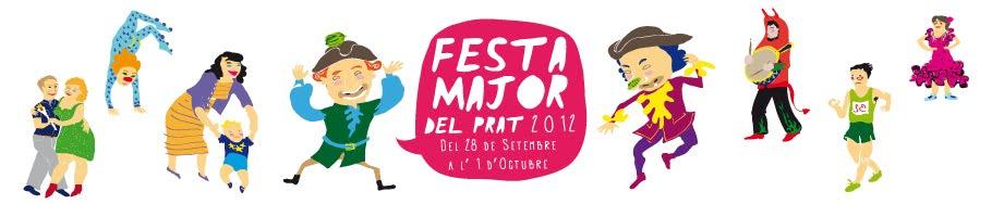 Festa Major del Prat 2012