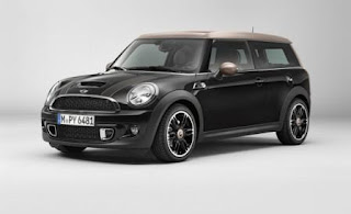 2014 Mini Clubman Bond Street