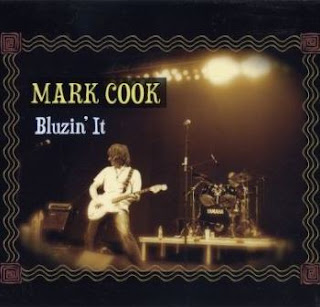 Mark Cook - Bluzin\' It 2012