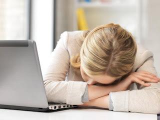 mengatasi malas bekerja