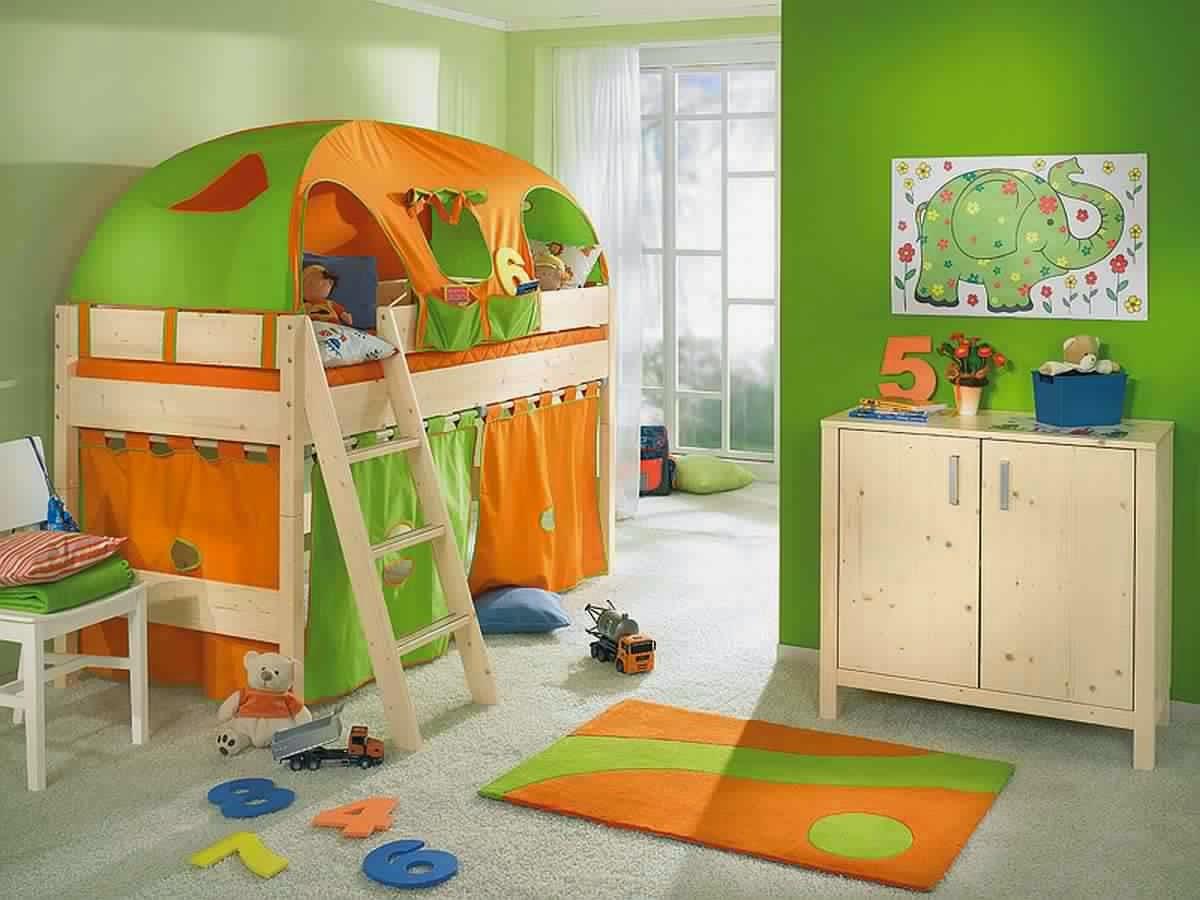 أجمل سرير اطفال