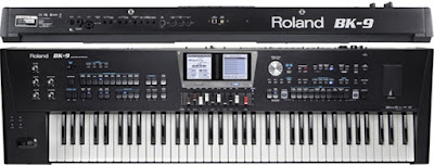 dan Organ Roland BK9