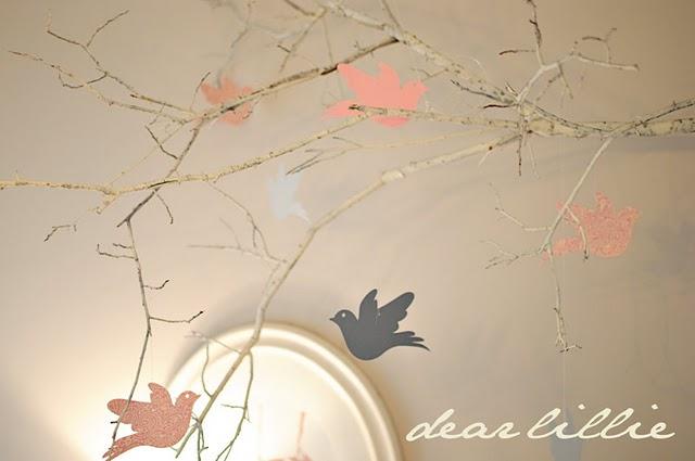 Otthon és dekor: Romantikus kislányszoba, sok DIY ötlettel