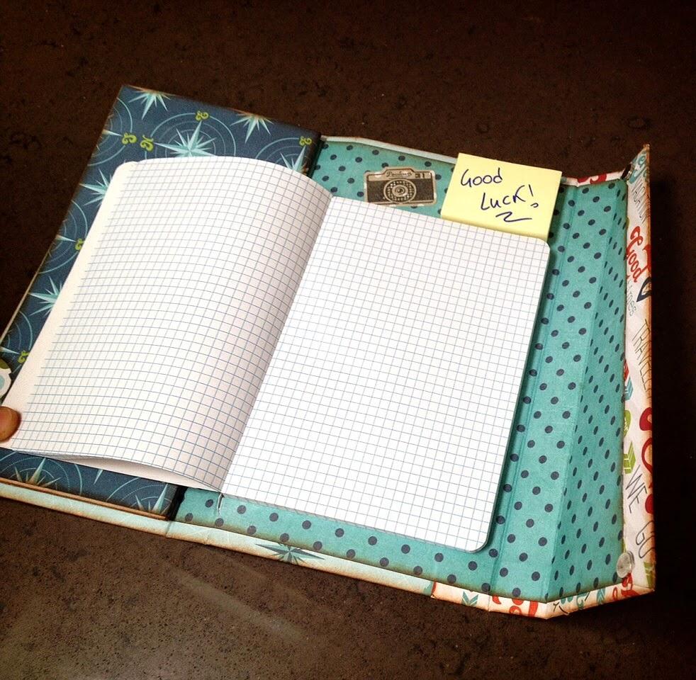 manualidades: diario de viaje hand made