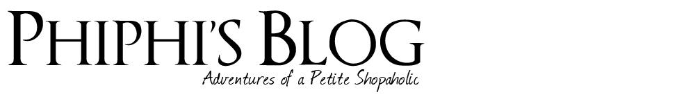 phiphi's blog