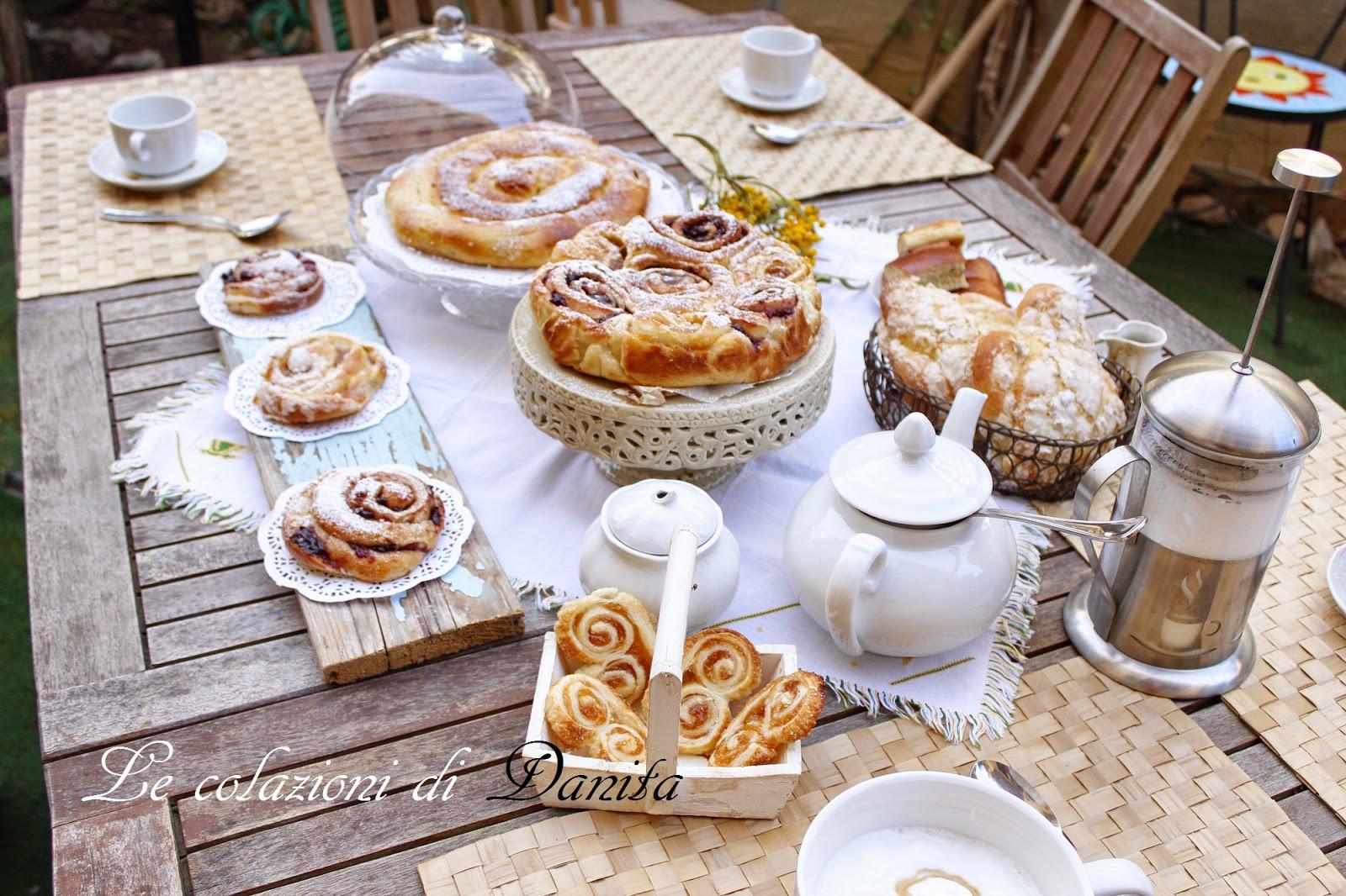 colazione da danita: benvenuta primavera!!