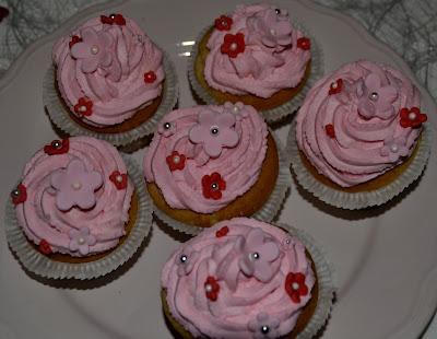 Cupcakes Recept