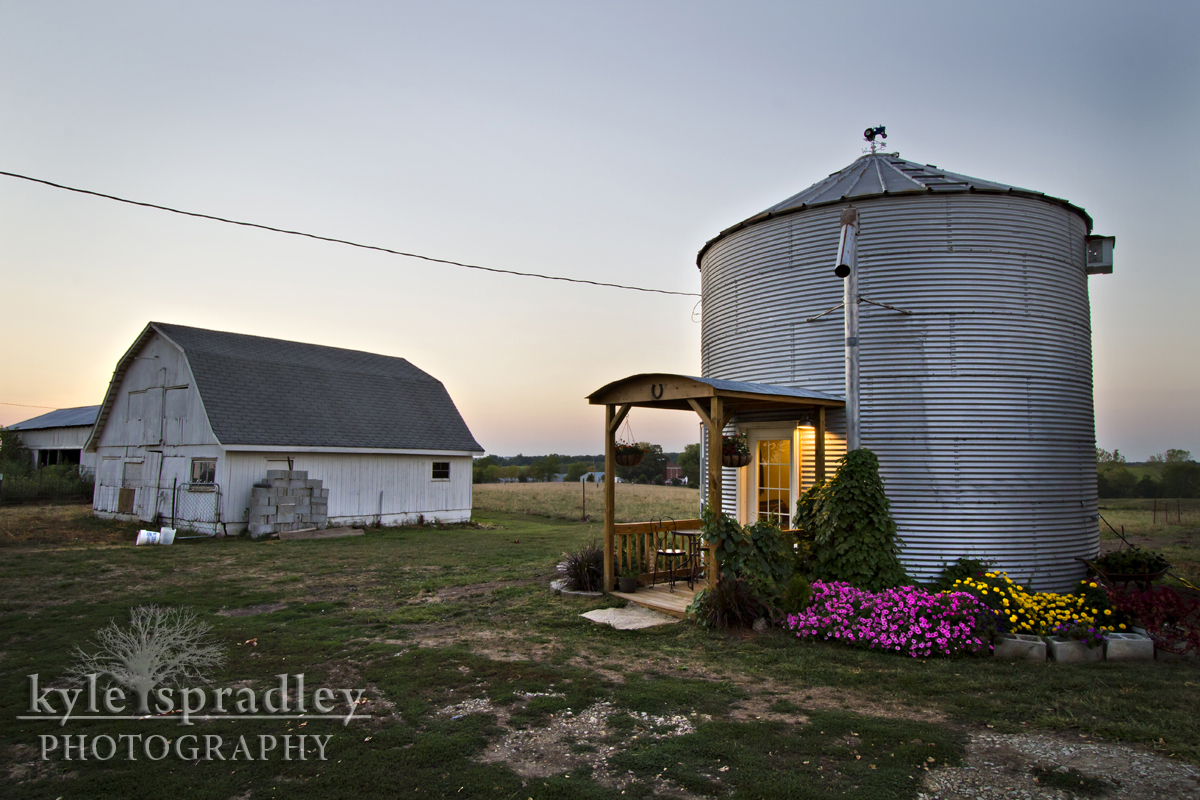 Kyle Spradley Photography Blog: Granny's Country Cottage