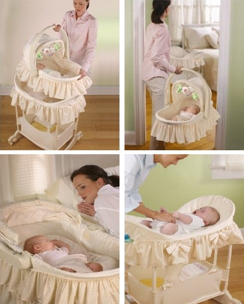 Bassinet First Years6