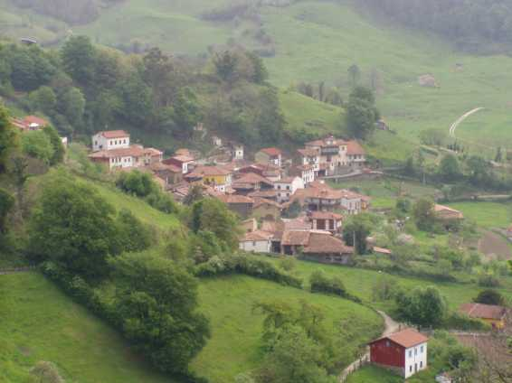 Pueblo gallego