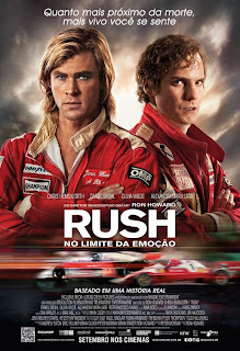 Rush Spanish Movie Poster