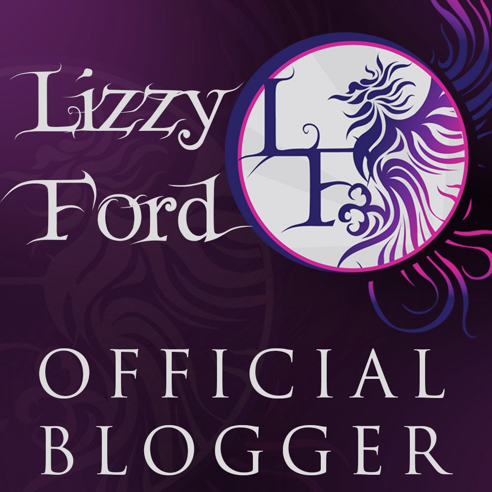 Lizzy Ford Official Blogger Button