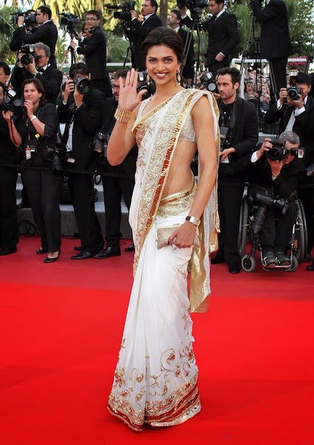 Latest Designer Bollywood Partywear Saree