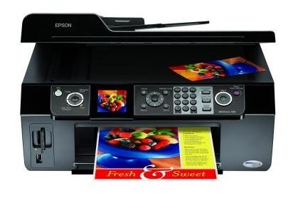 Download Epson WorkForce 500 Driver Printer
