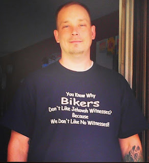 Do you know why bikers don't like Jehovah Witnesses T-Shirt