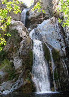 California Waterfalls