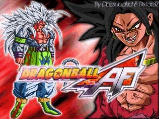 Dragon Ball AF M.U.G.E.N. DBAF_MUGEN