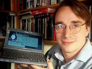 Penemu OS Linux
