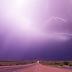 Vídeo : Chuvas de monção no Arizona (EUA)
