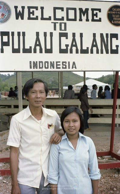 Ex Galang Refugees